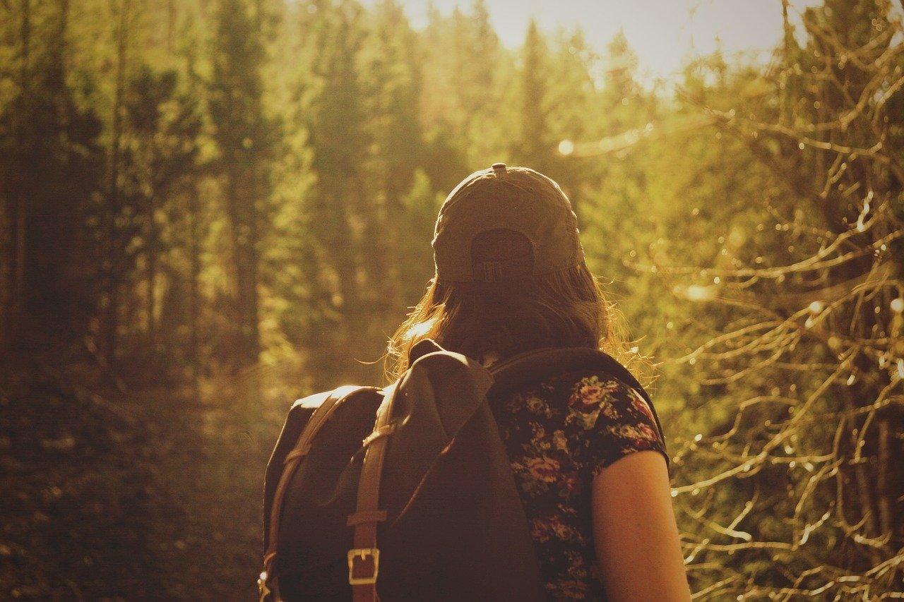 houd het vakantiegevoel vast met bosbaden